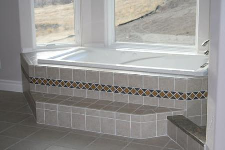 Tub Deck - Ceramic Tile